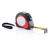 Рулетка Tool Pro, 8 м, красный; черный, Длина 9,5 см., ширина 8 см., высота 4,5 см., P113.584