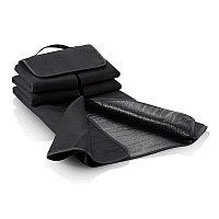 Плед для пикника, черный, черный, Длина 33,5 см., ширина 6 см., высота 19,5 см., P459.091