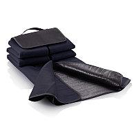 Плед для пикника, темно-синий, темно-синий, Длина 33,5 см., ширина 6 см., высота 19,5 см., P459.095
