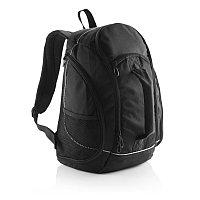 Рюкзак Florida, не содержит PVC, черный, Длина 19 см., ширина 27 см., высота 43 см., P703.711