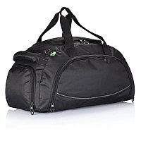 Спортивная сумка Florida, не содержит PVC, черный, Длина 55 см., ширина 26 см., высота 27,5 см., P703.731