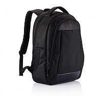 Рюкзак для ноутбука Boardroom, черный, Длина 17,5 см., ширина 31,5 см., высота 47 см., P705.301