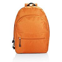 Рюкзак Basic, оранжевый, оранжевый, Длина 43,9 см., ширина 34 см., высота 14,8 см., P760.208