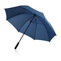 "Зонт-трость антишторм  Deluxe 30"", темно-синий, синий, , высота 96 см., диаметр 125 см., P850.305"