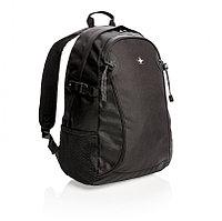 Рюкзак для путешествий Swiss Peak, черный, Длина 17 см., ширина 45 см., высота 30 см., P775.480, фото 1
