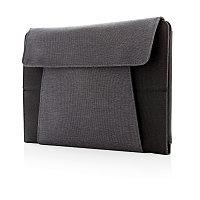 Чехол для планшета Kyoto с беспроводной зарядкой, 10, черный, черный, Длина 30 см., ширина 23 см., высота 3