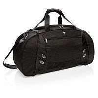 Спортивная сумка Swiss Peak, черный, Длина 25 см., ширина 30 см., высота 61 см., P707.230