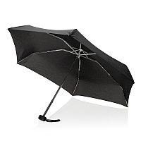 Зонт Mini Swiss Peak, черный, , высота 47,5 см., диаметр 100 см., P850.130