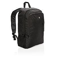 """Рюкзак для ноутбука 17"""" Swiss Peak Business, черный, Длина 33 см., ширина 44 см., высота 11 см., P762.220"""