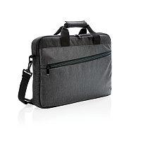"""Сумка для ноутбука 15"""", черный, черный, Длина 39 см., ширина 5 см., высота 28 см., P762.421"""