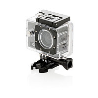 Экшн-камера Swiss Peak, серый; черный, Длина 7 см., ширина 17 см., высота 22 см., P330.200