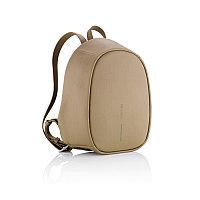 Рюкзак Elle Fashion с защитой от карманников, коричневый, коричневый, Длина 22,5 см., ширина 12 см., высота