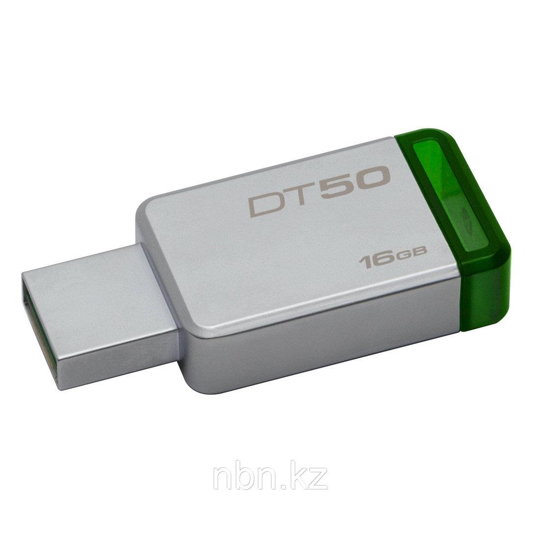 USB-накопитель Kingston DataTraveler® 50  (DT50) 16GB