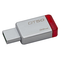 USB-накопитель Kingston DataTraveler® 50  (DT50) 32GB, фото 1