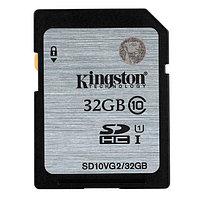 Карта памяти Kingston SD10VG2/32GB Class 10 32GB