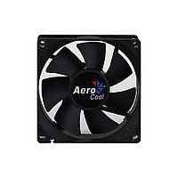 Кулер для компьютерного корпуса AeroCool  8см DARK FORCE Black, фото 1