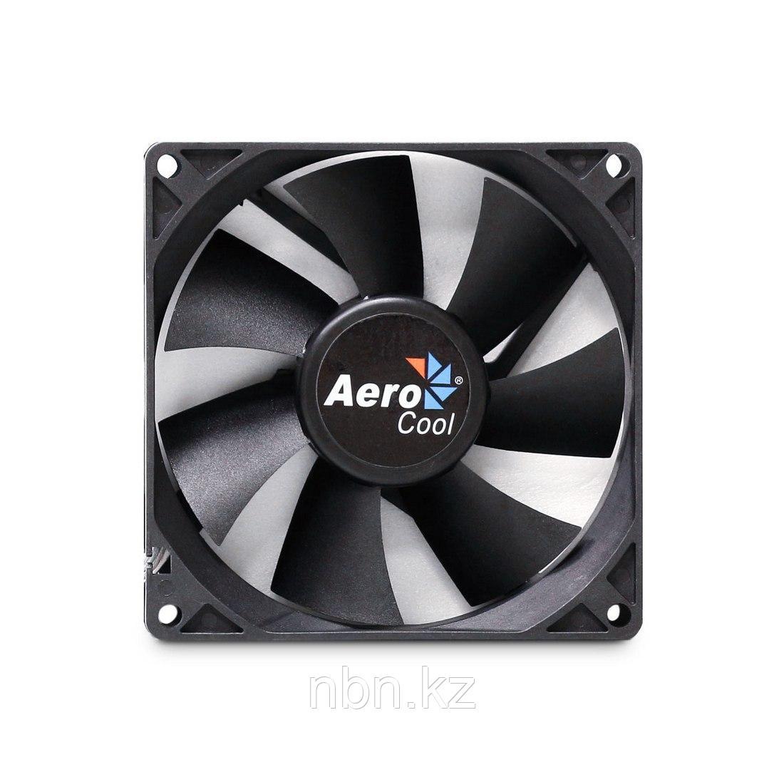Кулер для компьютерного корпуса AeroCool  9см DARK FORCE Black