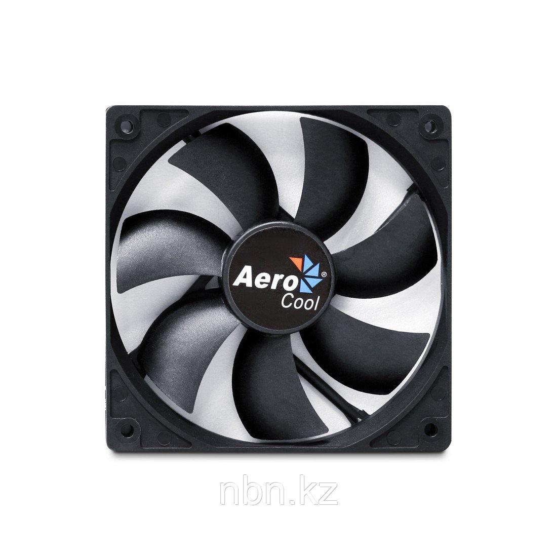 Кулер для компьютерного корпуса AeroCool 12см DARK FORCE Black