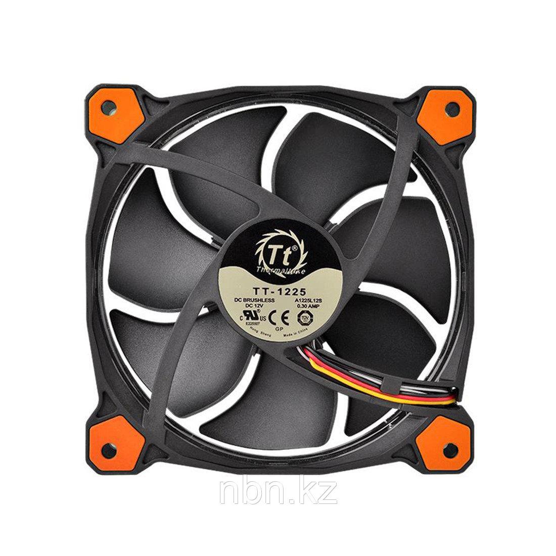 Кулер для компьютерного корпуса Thermaltake Riing 12 LED Orange