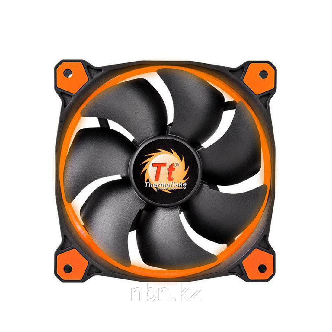 Кулер для компьютерного корпуса Thermaltake Riing 14 LED Orange