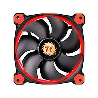Кулер для компьютерного корпуса Thermaltake Riing 14 LED Red, фото 1