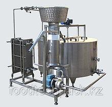 Мини-заводы и технологические линии для переработки молока. Цены указаны на условии Ex Works