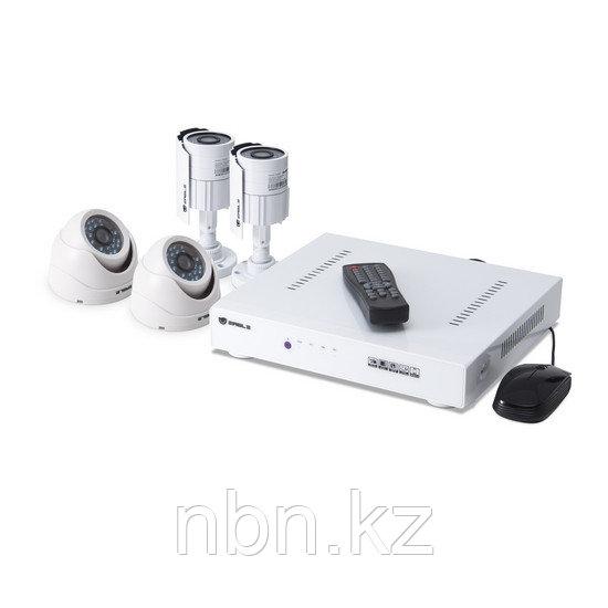 Комплект видеонаблюдения EAGLE EGL-A1204W-BVH-304