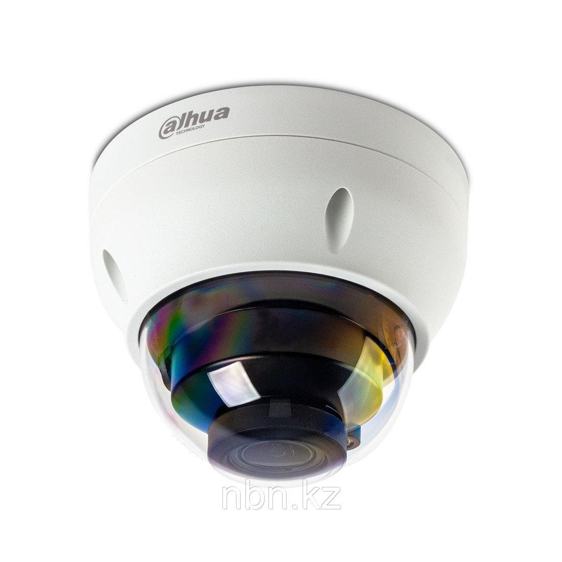 Купольная видеокамера Dahua DH-IPC-HDPW1210RP-ZS-2812