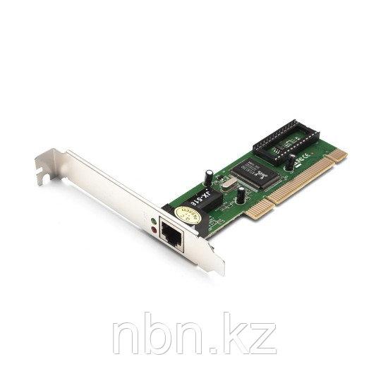 Сетевая карта Deluxe DLN-R 8139D 10/100 Mb/s PCI