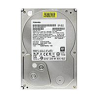 "Жёсткий диск HDD 2Tb Toshiba SATA6Gb/s 7200rpm 64Mb 3,5"" DT01ACA200, фото 1"