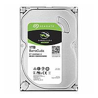 "Жёсткий диск HDD 1Tb Seagate Barracuda SATA6Gb/s 7200rpm 64Mb 3,5"" ST1000DM010, фото 1"