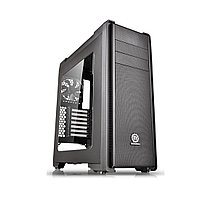 Компьютерный корпус Thermaltake Versa C21 RGB Black без Б/П