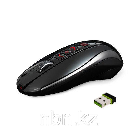 Компьютерная мышь Delux DLM-V8LGB