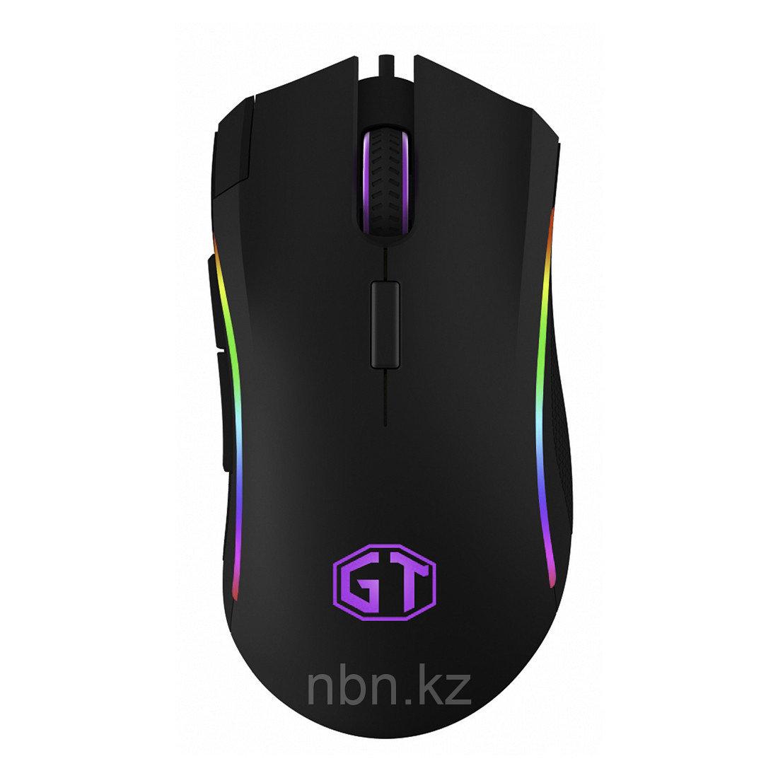 Компьютерная мышь Delux GTM-625OUB