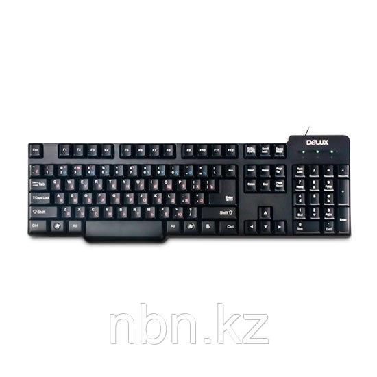 Клавиатура Delux DLK-8050UB