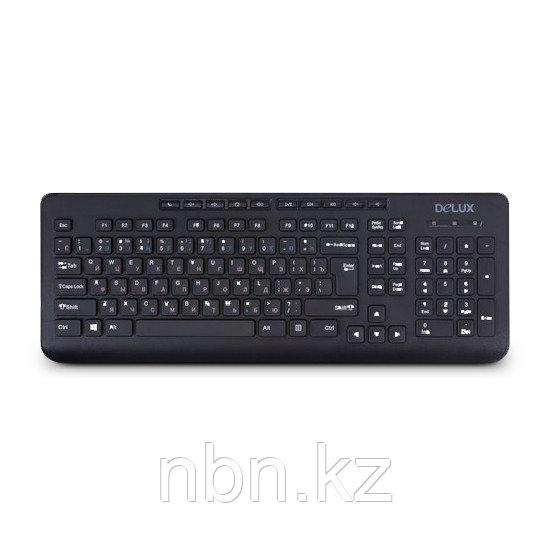 Клавиатура Delux DLK-02UB