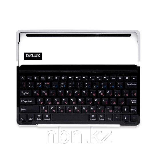 Универсальная клавиатура Delux IStation PKO1S/ PKO1В  c технологией Bluetooth