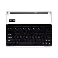 Универсальная клавиатура Delux IStation PKO1S/ PKO1В  c технологией Bluetooth, фото 1