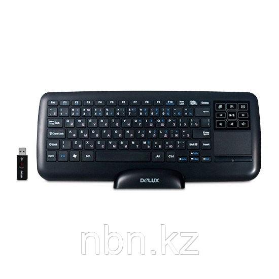 Клавиатура Delux DLK-2880GB