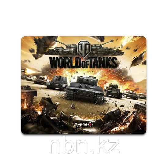Коврик для компьютерной мыши X-Game WORLD of TANKS V2.P