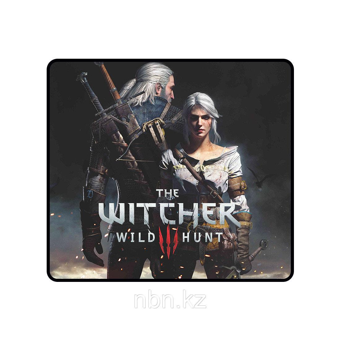 Коврик для компьютерной мыши X-game The witcher 3: Wild hunt