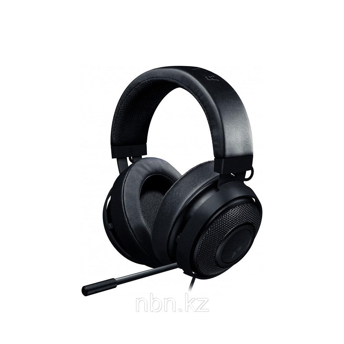 Наушники Razer Kraken Pro V2 Oval Black (3,5мм)