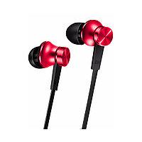 Наушники Xiaomi Mi Earphones Basic Красный, фото 1