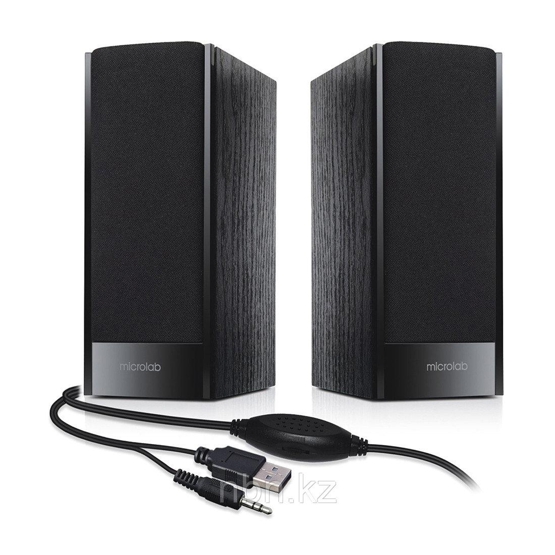 Колонки Microlab B56(USB) Чёрный