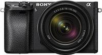 Sony Alpha A6500 kit Sony E 18-135mm f/3.5-5.6 OSS