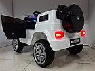 Классный электромобиль на гелевых колесах Гелендваген 4WD! Mercedes G55AMG! Машинка! Электрокар!, фото 2