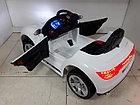Крутой электромобиль на гелевых колесах Porsche. Порше. Электрокар, фото 7