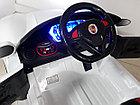Крутой электромобиль на гелевых колесах Porsche. Порше. Электрокар, фото 8