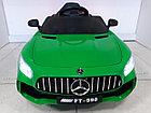 Эксклюзивный электромобиль на гелевых колесах Mercedes. Мэрс. Электрокар, фото 2