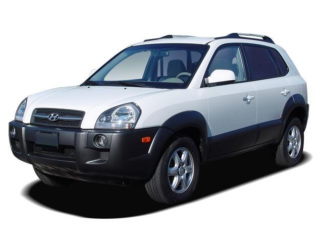 Двери на Hyundai Tucson (2006-2014)